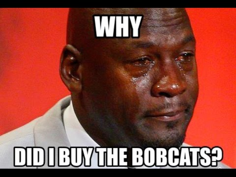 2 Point Lead: Behind the Crying Jordan Meme