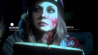 Until Dawn™ Don't shoot  Emily bitchslap Ashley