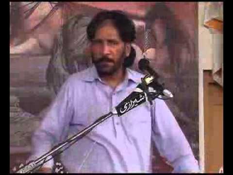 Majlis e Aza salana 12 zulhaj 2014 chak 107 sb Sargodha Zakir ...