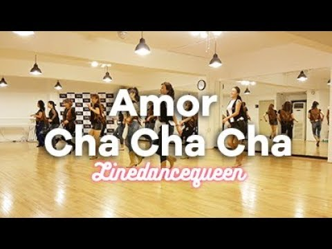 Amor Cha Cha Cha (Roosamekto Mamek ULD Bekasi) Beginner Demo