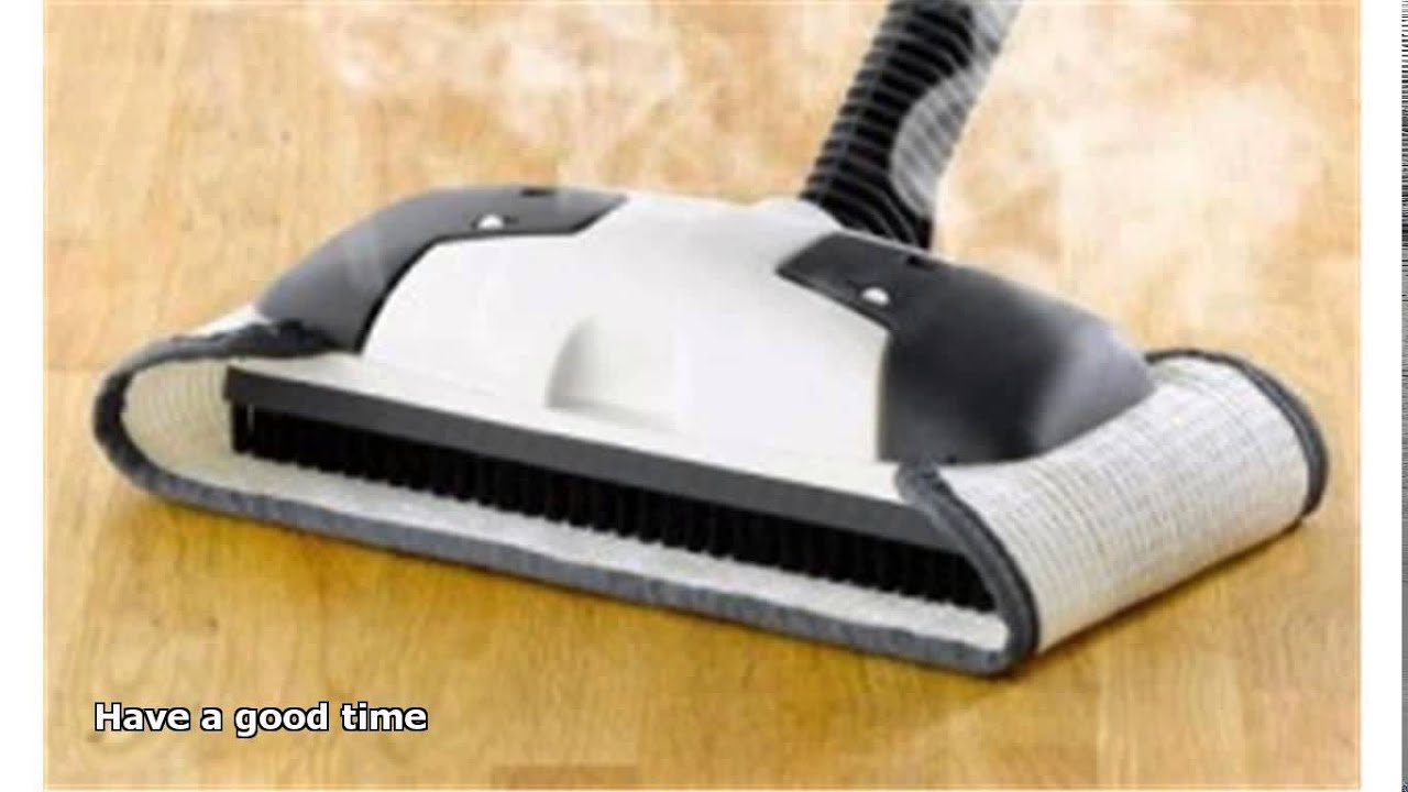Hardwood floor steam cleaner reviews youtube for Wood floor steam cleaner