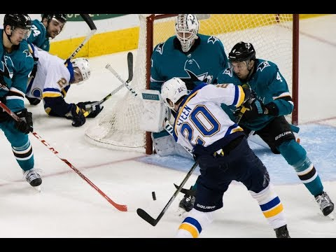 Game Five Preview – Blues vs Sharks