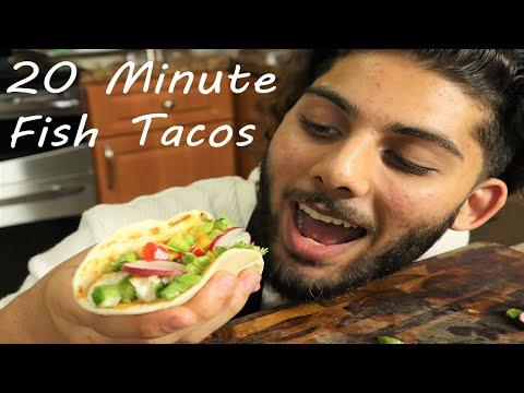 Spicy Mayo Sriracha Fish Taco