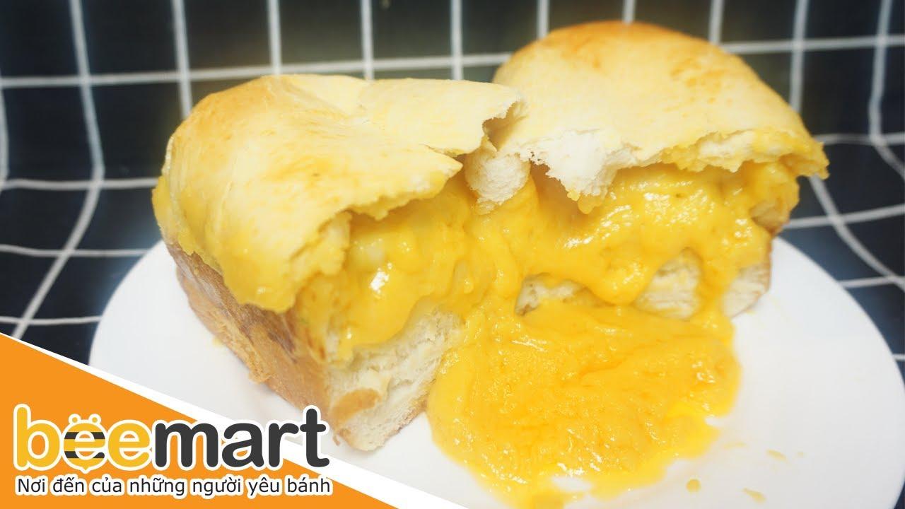Cách làm bánh mỳ kim sa – BEEMART
