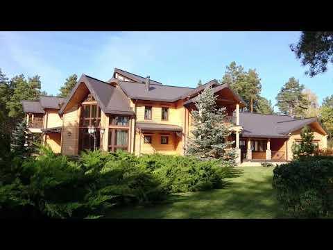 Резиденция Януковича Сухолучье