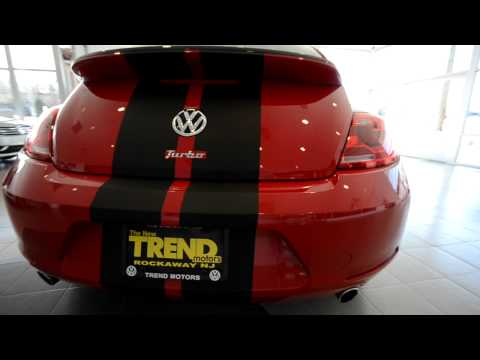 2013 Volkswagen Beetle Turbo STRIPED (stk# 3282 ) Brand New at Trend Motors VW in Rockaway, NJ