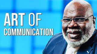 T.D. Jakes Shares This One Secret for Leveling Up Your Communication   Impact Theory