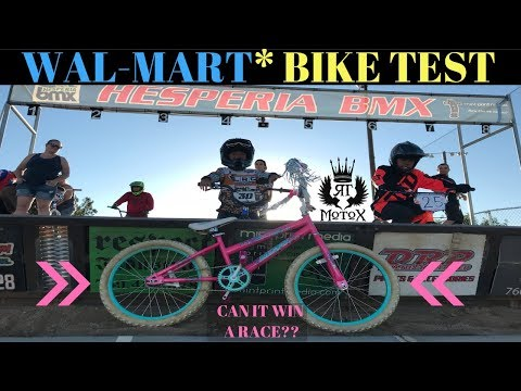WALMART BIKE RACES AT BMX TRACK - PRESENTED BY RTMOTOX