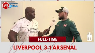 Liverpool 3-1 Arsenal | The Refs Are Incompetent Clowns! (DT)