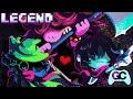 Deltarune Legend Tudd Chillwave Remix mp3