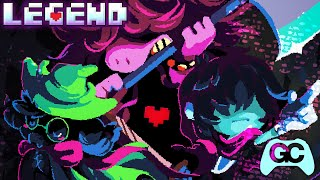 Deltarune ~ Legend (Tudd Chillwave Remix)