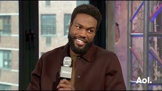 "Yahya Abdul-Mateen II On ""The Get Down"" 