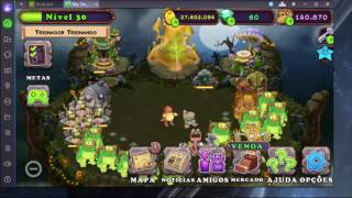 Como Deixar os monstros 100% feliz no My Singing Monsters Part 1
