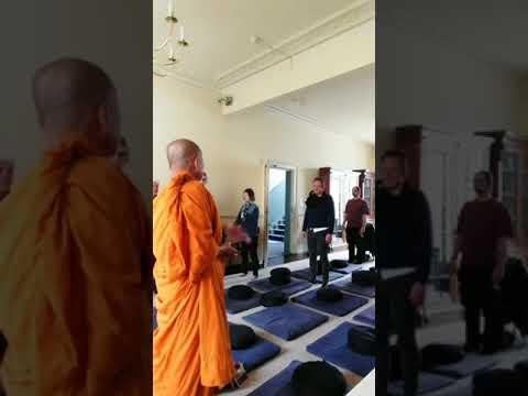 Standing Meditation   by Ven.Vimokkha