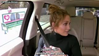 Jennifer Lopez Carpool Karaoke (Adelanto) [SUB ESPAÑOL]
