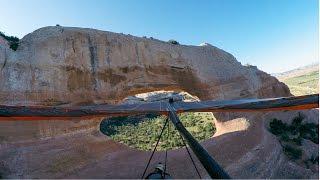 GoPro: Hang Gliding Wilson Arch