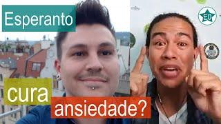 Esperanto para sanidade mental! # Conversa Wilian Gomes | Esperanto do ZERO!