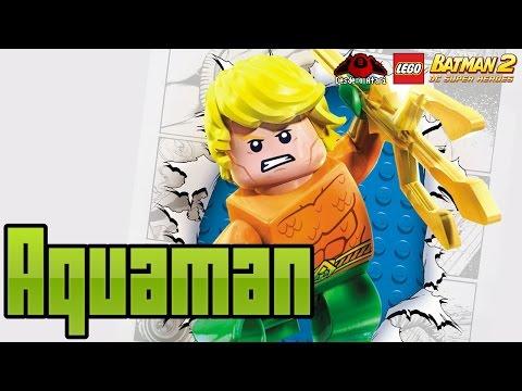 Lego Batman 2 | Aquaman | RazuchiTV | Desde o Atari