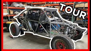 homepage tile video photo for BAJA 1000 Camburg Racing Behind the Scenes Tour!
