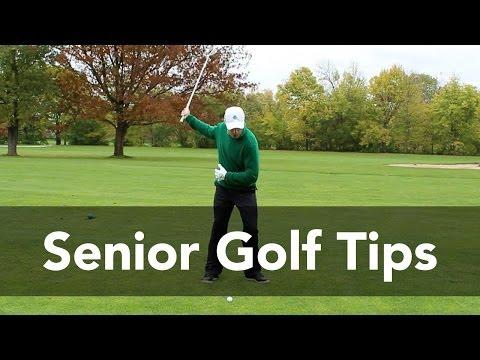 Senior Golf Swing Tips | Golf Instruction | My Golf Tutor