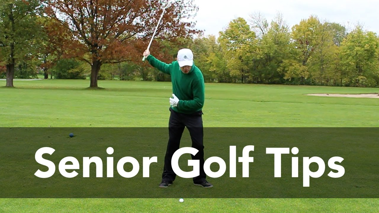 Senior Golf Swing Tips Golf Instruction My Golf Tutor