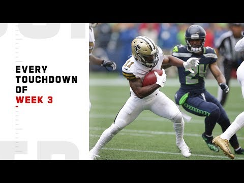 Every Touchdown from Week 3 | NFL 2019 Highlights