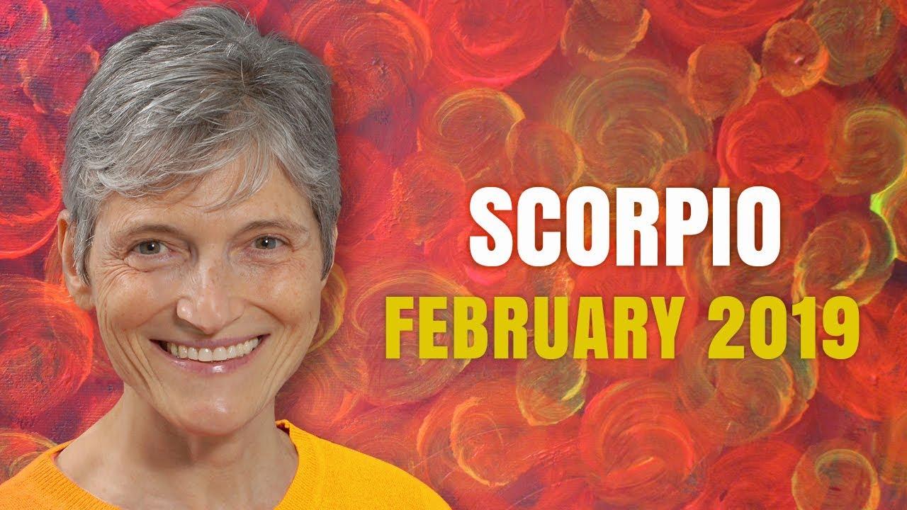 february astrology scorpio