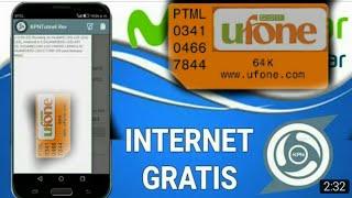 Ufone free internet http injector #jhangeerkhan66 - суперкиновезде рф