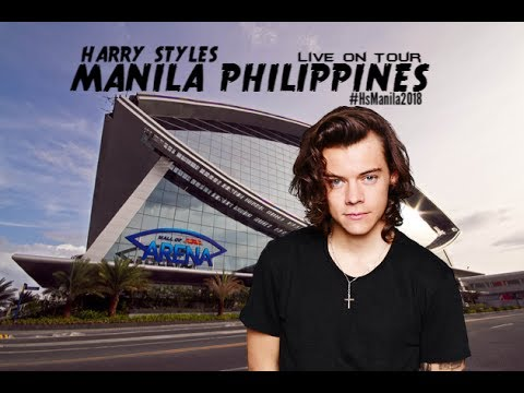 harry styles concert manila philippines 2018 youtube
