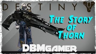 Destiny ☆ The Story of Thorn and Dredgen Yor