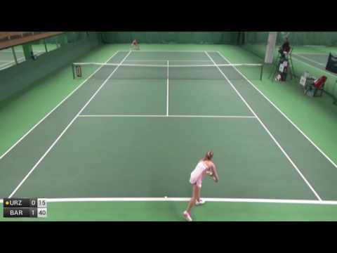 Urzhumova Valeriya v Barritza Karen - 2016 ITF Helsinki