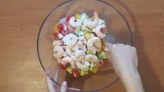 Заправка соус йогуртовый для салата