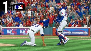 MLB 19 Road to the Show - Part 15 - PITCHING INJURY
