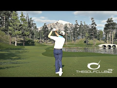The Golf Club 2 Society Events #6 - GLACIAL LAKES CHAMPIONSHIP   Ps4 Pro Gameplay