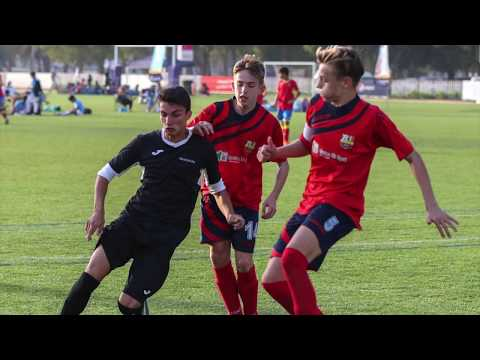 Muscat football Academy highlights 2017-1018