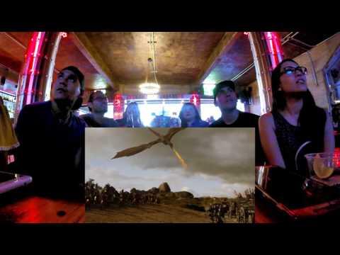 ULTIMA ESCENA S07E04  Dothraki VS Lannister (Reacciones!!!) The Spoils of War