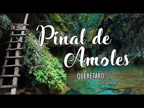 ¡Puente de Dios, Río Escanela y más! - Pinal de Amoles | QUERÉTARO