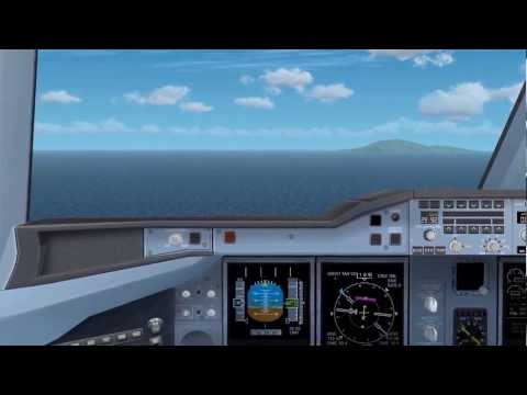 A380 Martinique to Saint Lucia (TFFF- TLPL)