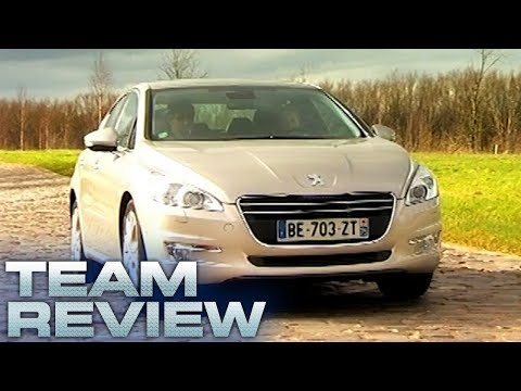 Peugeot 508 Team Review Fifth Gear