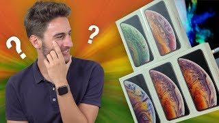 iPhone Xs : Pourquoi l'acheter ?