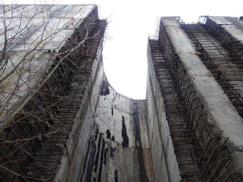 Заброшки Подольска и ... Храм в Дубровицах