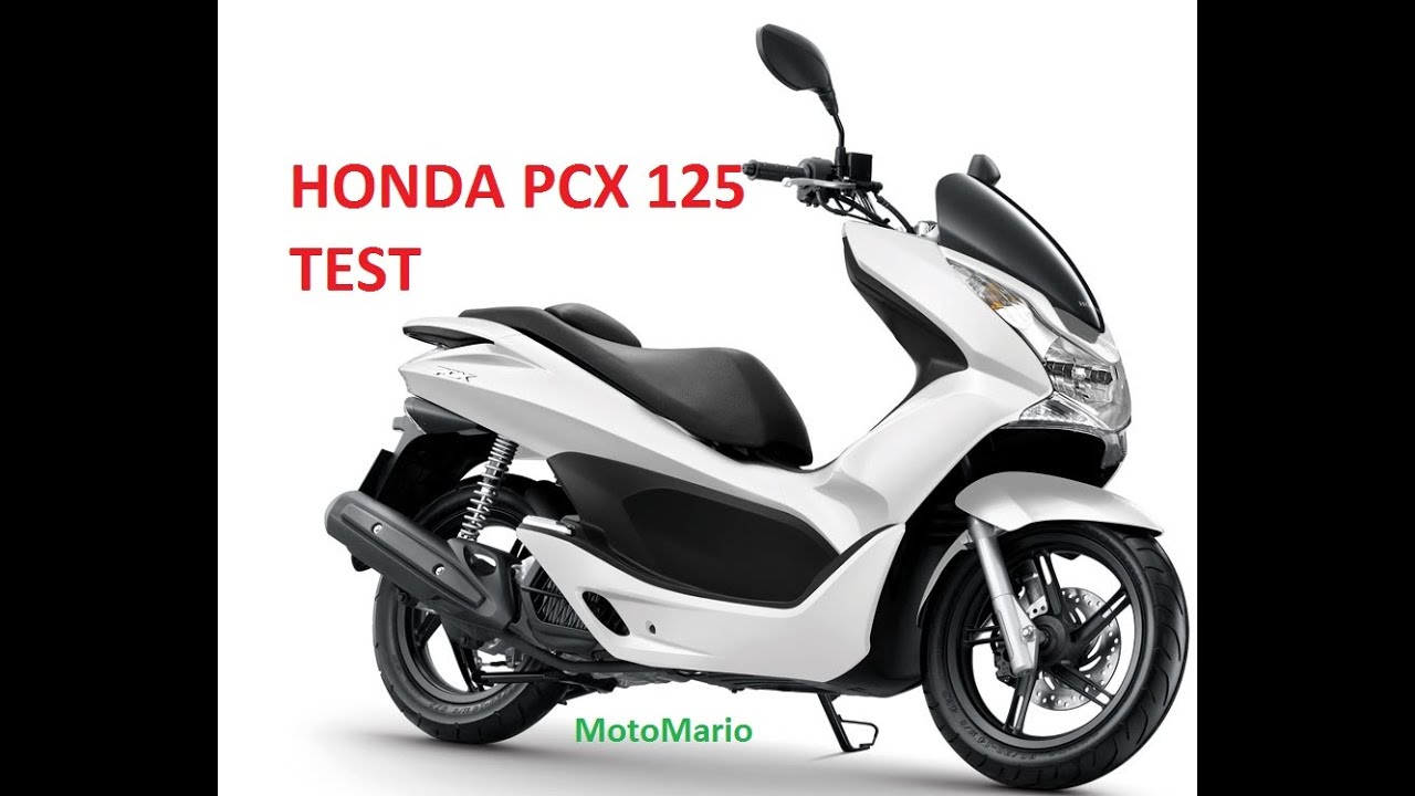 video test honda pcx 125 pl youtube. Black Bedroom Furniture Sets. Home Design Ideas