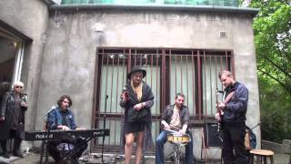 koncert Blues Junkers w Pracowni Litografii 23 maj 2015