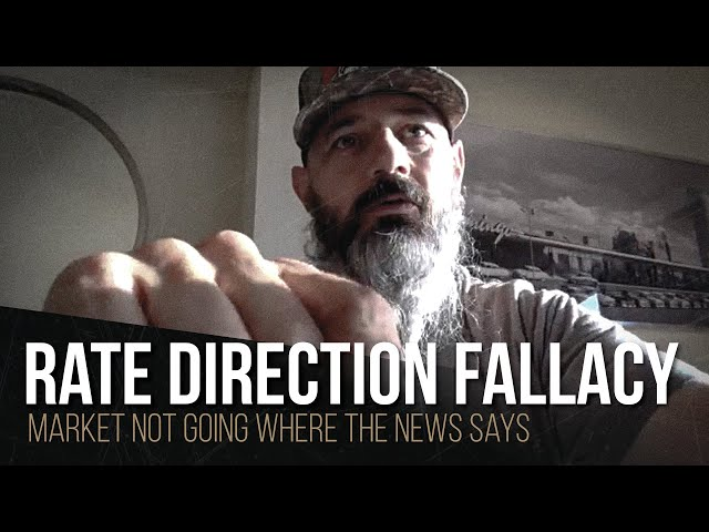 Rate direction fallacy