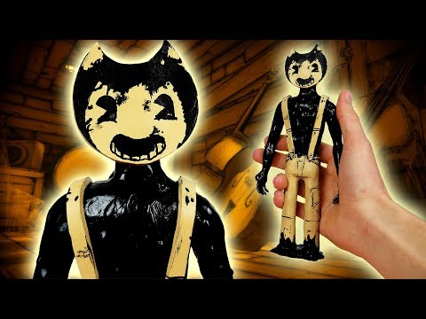 Making Sammy Lawrence from Bendy and the Ink Machine
