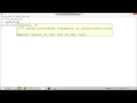 6. || Python Tutorial || Python Programming Tutorial for Beginners || thumbnail