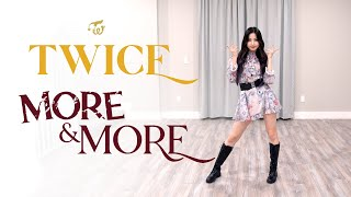 "TWICE - ""MORE & MORE"" Dance Cover 