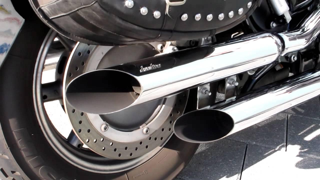 Yamaha V Star Exhaust Mod