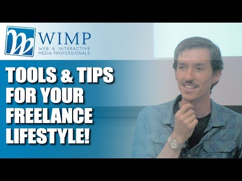 Freelancer Tools & Tips For A Sustainable Lifestyle - WIMP