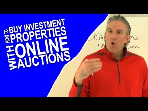 How To Buy Investment Properties With Online Auctions